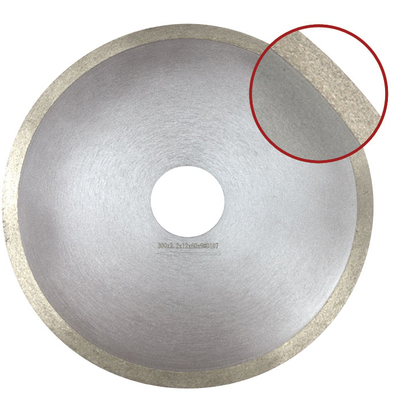 Wall brick cutting saw blade