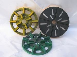 Diamond Cup Wheels and Grinding Disks