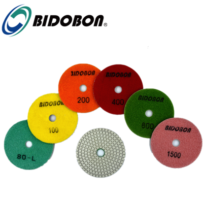 Diamond Dry Polishing Pads for Quartz